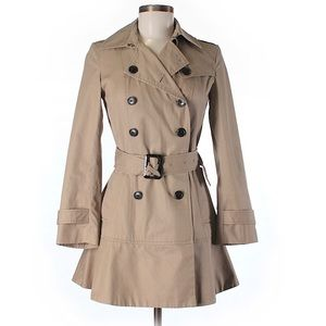 Banana Republic trench in like new condition